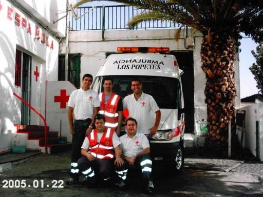 Guardia los Popeyes B-12 - TF