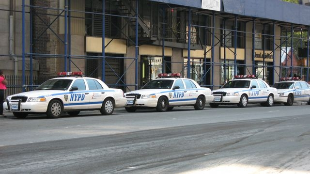 NYPD Ford Crown Victoria !