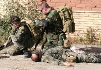 Curso Tactical Combat Casuality Care