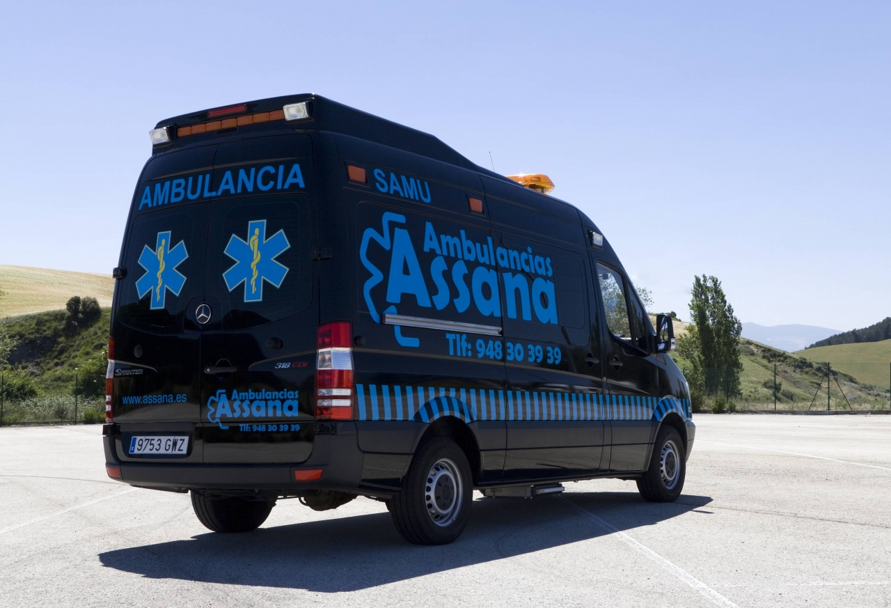 Ambulancias Assana