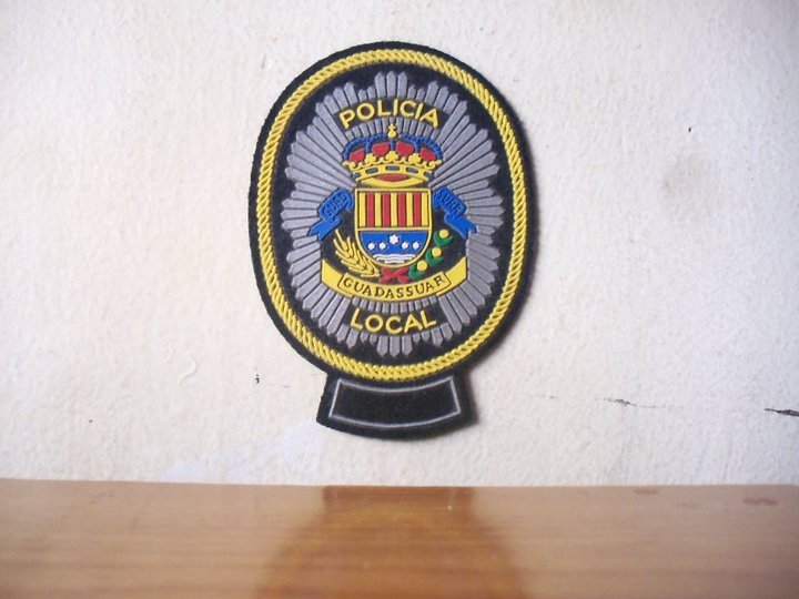 Policí­a Local de Guadassuar