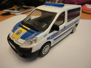 CITROEN JUMPY POLICIA LOCAL PATERNA